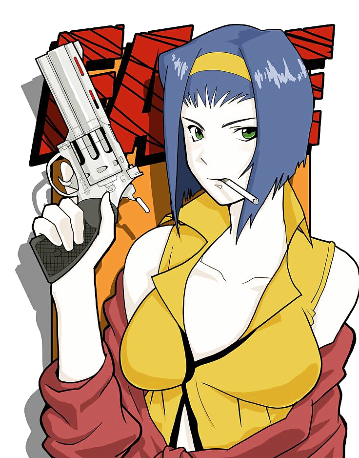 Faye Valentine space Cowgirl